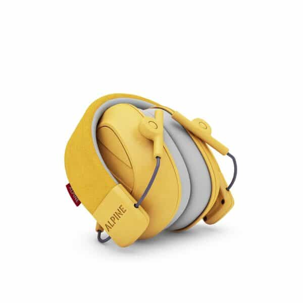 muffy yellow hearing protection